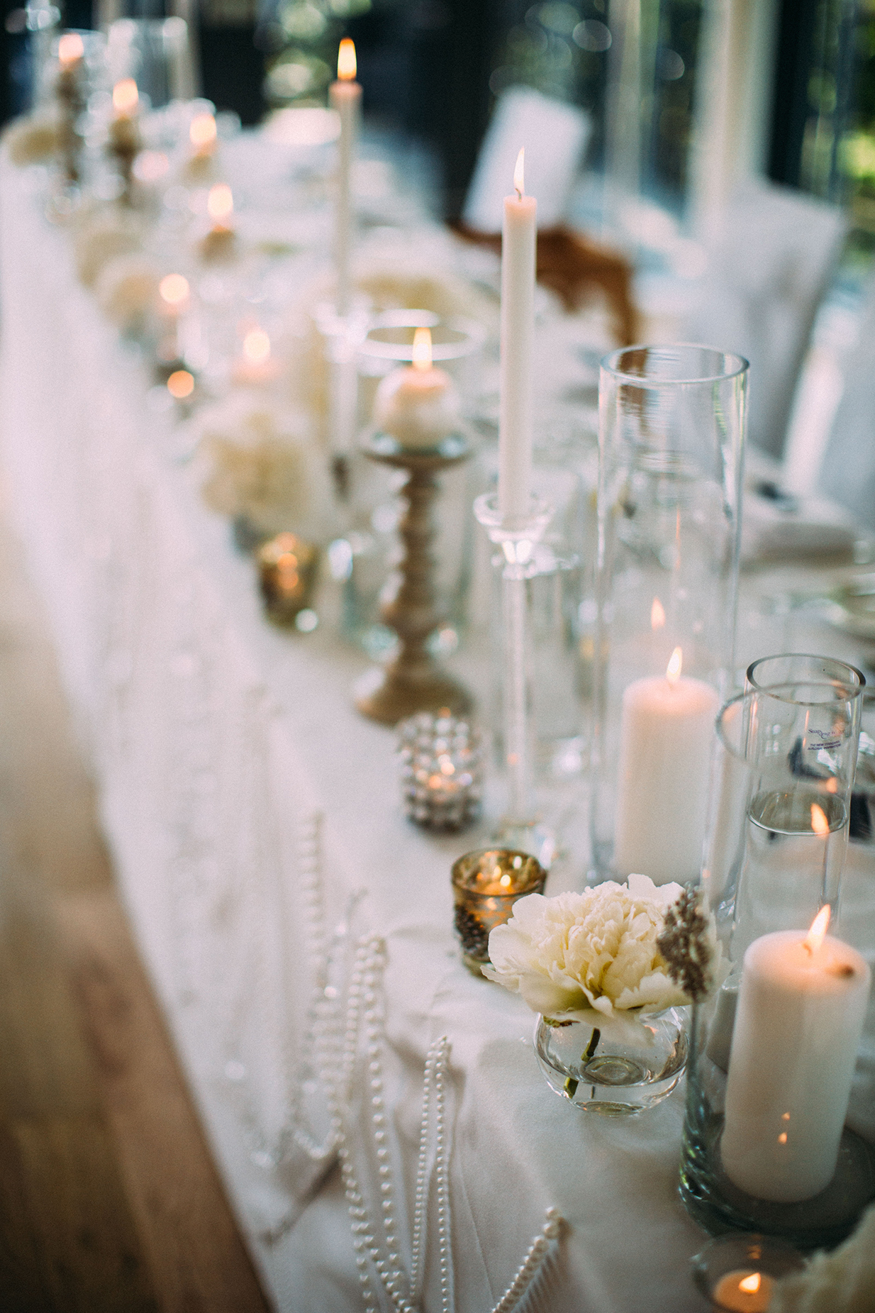 Beautiful decor at West Tower - © Lawson Photography