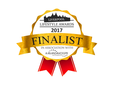 Liverpool Lifestyle Awards 2017 Best Wedding Venue Finalist